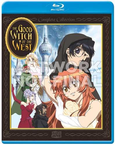 新品北米版Blu-ray!【西の善き魔女】全13話!