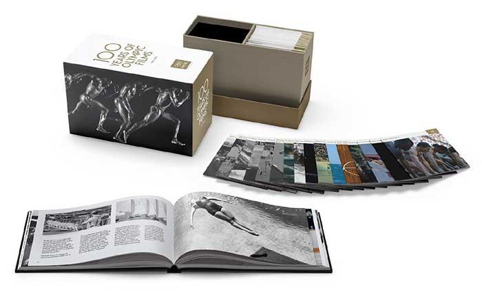 新品北米版Blu-ray!100 Years of Olympic Films (The Criterion Collection) [Blu-ray]!<国際オリンピック委員会監修 オリンピック映画修復プロジェクト><ブルーレイ32枚 豪華盤>