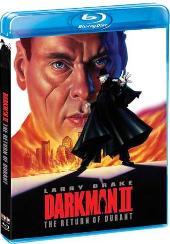 新品北米版Blu-ray!【ダークマン2】 Darkman II: The Return Of Durant [Blu-ray]!