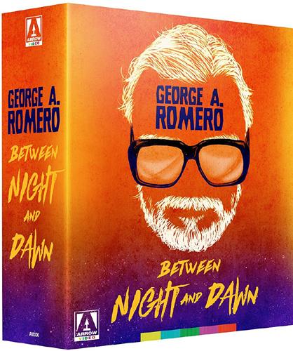 新品北米版Blu-ray!George A. Romero Between Night and Dawn includes There's Always Vanilla, Season of The Witch and The Crazies Limited Edition [Blu-ray/DVD] <ジョージ・A・ロメロ監督3作品限定ボックスセット>