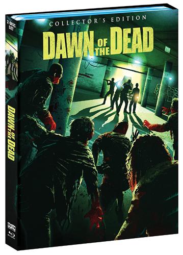 新品北米版Blu-ray!【ドーン・オブ・ザ・デッド:コレクターズ・エディション(劇場版/アンレイティッド版)】 Dawn Of The Dead: Collector's Edition [Blu-ray]!<ザック・スナイダー監督作品>