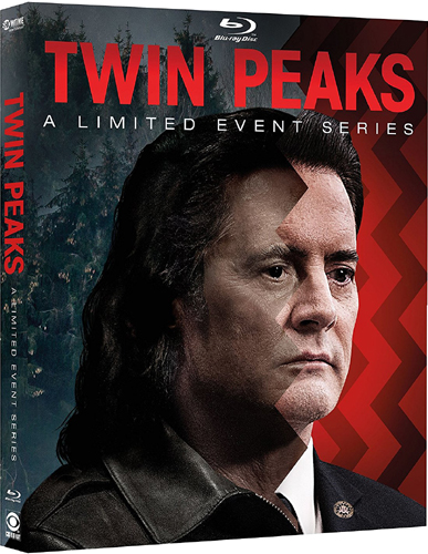 新品北米版Blu-ray!【ツイン・ピークス The Return 全18話】 Twin Peaks: A Limited Event Series [Blu-ray]!<デヴィッド・リンチ監督作品>