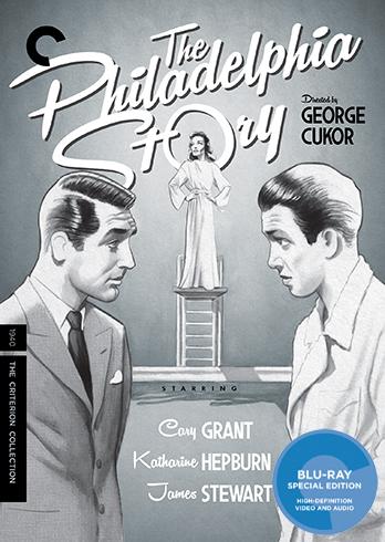 新品北米版Blu-ray!【フィラデルフィア物語】 The Philadelphia Story (Criterion Collection) [Blu-ray]!<ジョージ・キューカー監督作品>