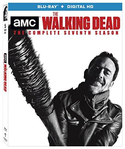 新品北米版Blu-ray!【ウォーキング・デッド:シーズン7】 The Walking Dead: The Complete Seventh Season [Blu-ray]!