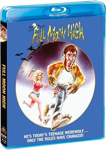新品北米版Blu-ray!【ハイ・スクール・ウルフ】 Full Moon High [Blu-ray]!