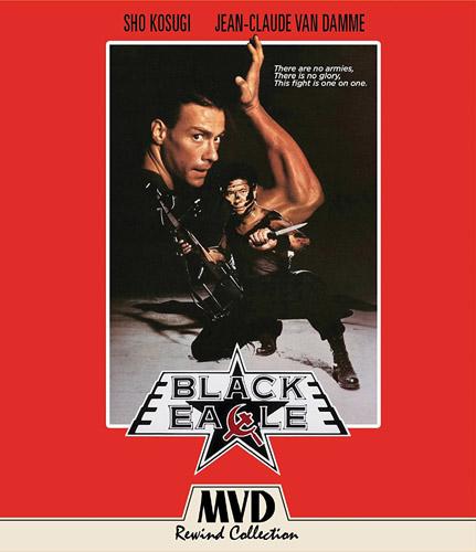 新品北米版Blu-ray!【ブラック・イーグル】 Black Eagle: Special Collector's Edition [Blu-ray/DVD]!<ショー・コスギ, ジャン=クロード・ヴァン・ダム>