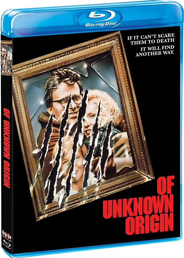 SALE OFF!新品北米版Blu-ray!【マッド・ティース】 Of Unknown Origin [Blu-ray]!