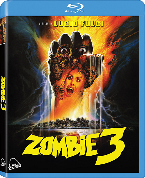 新品Blu-ray!【サンゲリア2】 Zombie 3 [Blu-ray+CD]!<ルチオ・フルチ監督作品><サウンドトラックCD付き>
