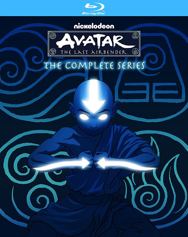 SALE OFF!新品北米版Blu-ray!【アバター 伝説の少年アン:コンプリート・シリーズ】 Avatar - The Last Airbender: The Complete Series [Blu-ray]!