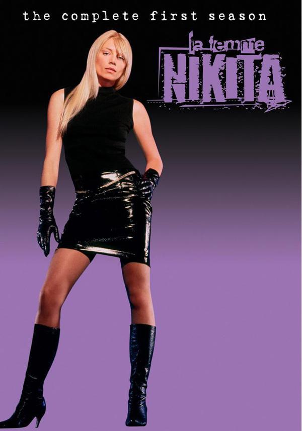 新品DVD!【ニキータ(シーズン1)】 La Femme Nikita: The Complete First Season !