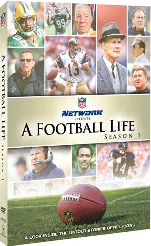 SALE OFF!新品DVD!NFL: A Football Life: Season 1!