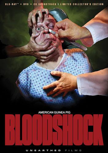 新品北米版Blu-ray!American Guinea Pig: Bloodshock [Blu-ray/DVD/CD]!<「アメリカンギニーピッグ」シリーズ第2弾>