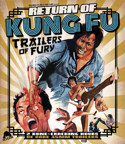 新入荷続々 新品北米版Blu-ray Return Of Kung 送料0円 Fu Trailers Fury Blu-ray カンフー映画予告編集 ブアンジェラ リエ ノリス他 チャン イー マオ 大幅値下げランキング ヤン チャック ロー スエ リィ ブルース