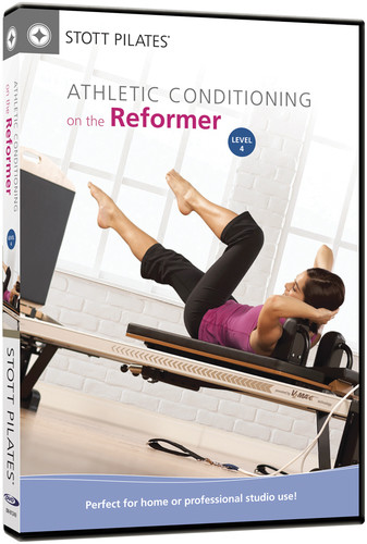 <title>新入荷続々 STOTT PILATES DVD Athletic Conditioning on the Reformer - Level 4 激安☆超特価</title>