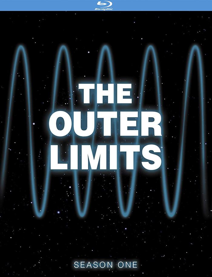 新品北米版Blu-ray!【アウターリミッツ:シーズン1(32エピソード)】 The Outer Limits: Season One [Blu-ray]!