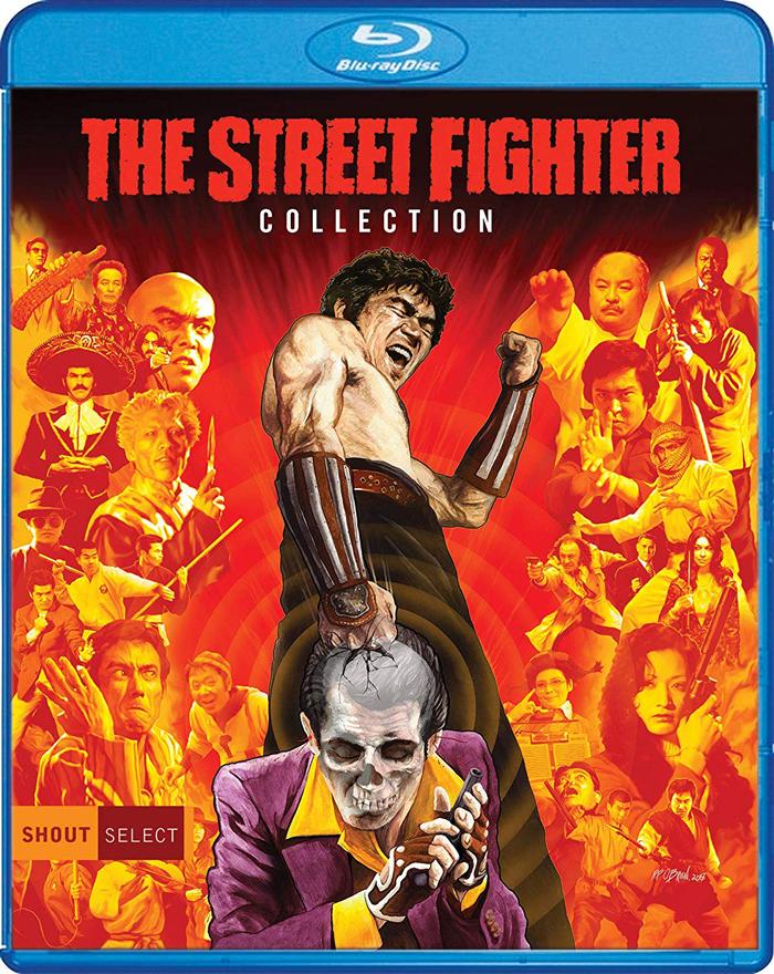 <title>新入荷続々 新品北米版Blu-ray 激突 殺人拳 殺人拳2 逆襲 The 出荷 Street Fighter Collection Blu-ray 千葉真一主演</title>