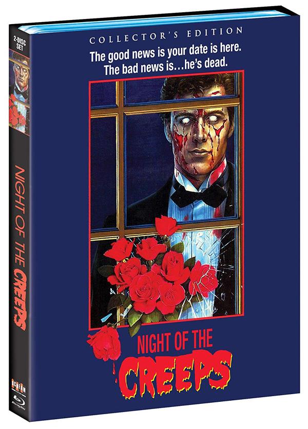 新品Blu-ray!【クリープス】 Night Of The Creeps (Collector's Edition) [Blu-ray]!