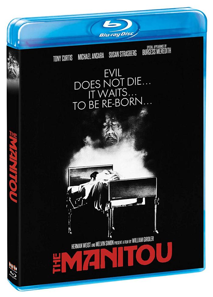 新品Blu-ray!【マニトウ】 The Manitou [Blu-ray]!<ウィリアム・ガードラー監督作品>