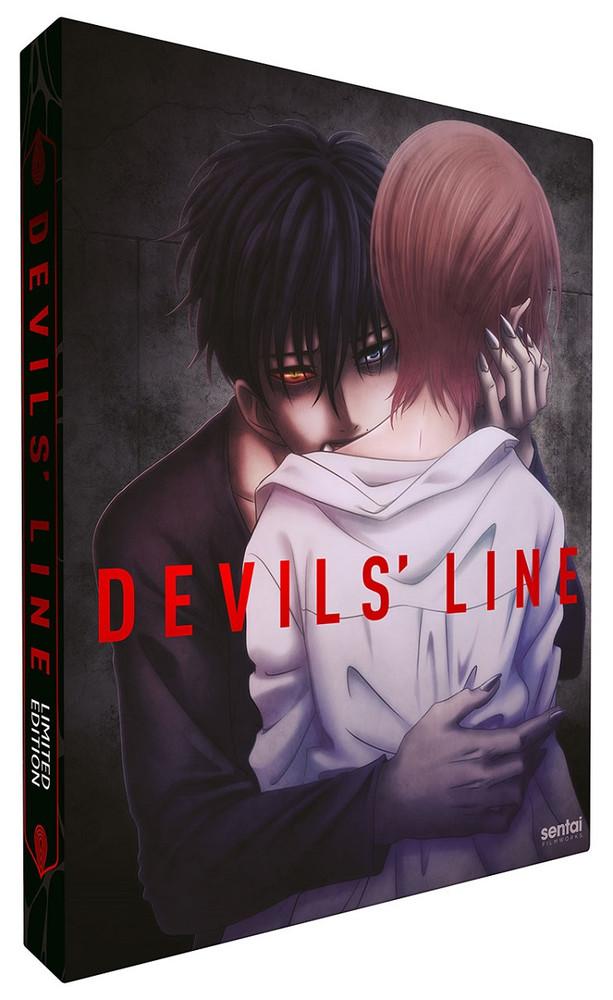 新品北米版Blu-ray!【デビルズライン】全12話 <プレミアムボックスセット>