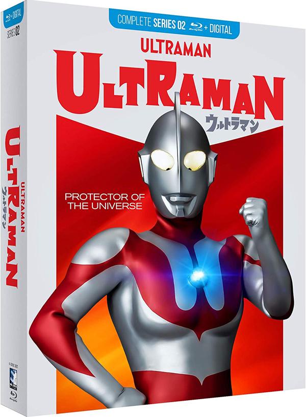<title>新入荷続々 新品北米版Blu-ray ウルトラマン:コンプリート シリーズ 訳あり Ultraman - The Complete Series Blu-ray</title>