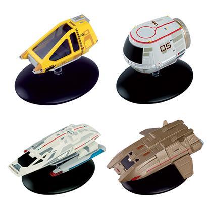 Star Trek Shuttle Set 3 <イーグルモス『スタートレック』公式スターシップコレクション>