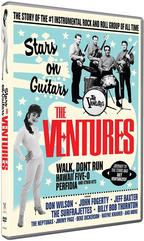 大幅値下げランキング 新入荷続々 新品北米版DVD 期間限定お試し価格 The Ventures: Stars On Guitars ベンチャーズ結成60周年記念ドキュメンタリー