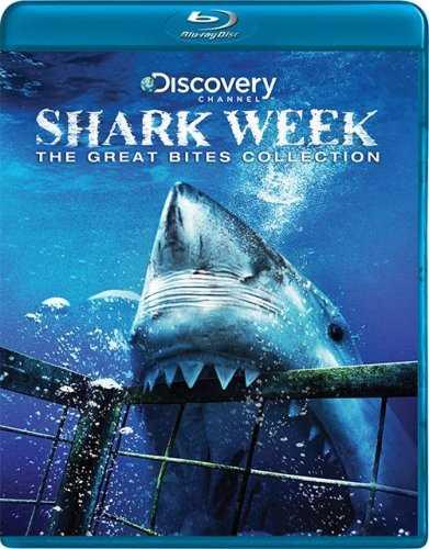 <新入荷続々> 新品北米版Blu-ray!【シャーク・ウィーク】 Shark Week: The Great Bites Collection [Blu-ray]!