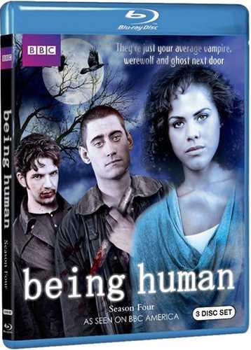 新品北米版Blu-ray!【ビーイング・ヒューマン:シーズン4】 Being Human: Season Four [Blu-ray]!