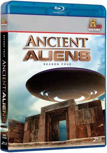 新品北米版Blu-ray!【古代の宇宙人 シーズン4】 Ancient Aliens: Season 4 [Blu-ray]