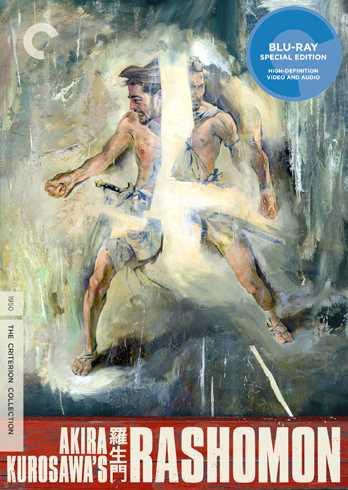 新品北米版Blu-ray!【羅生門】