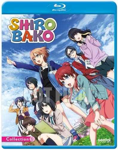 新品北米版Blu-ray!【SHIROBAKO】【2】第13話~最終第24話!