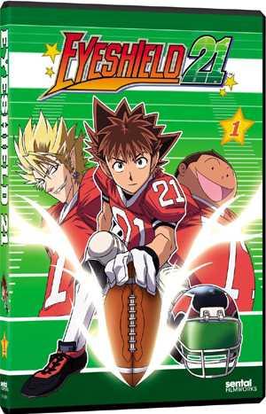 新品北米版DVD!【アイシールド21】【1】第1話~第13話