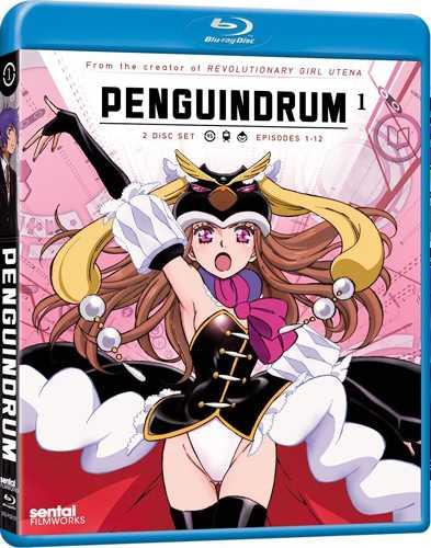 新品北米版Blu-ray!【輪るピングドラム】 全24話セット!