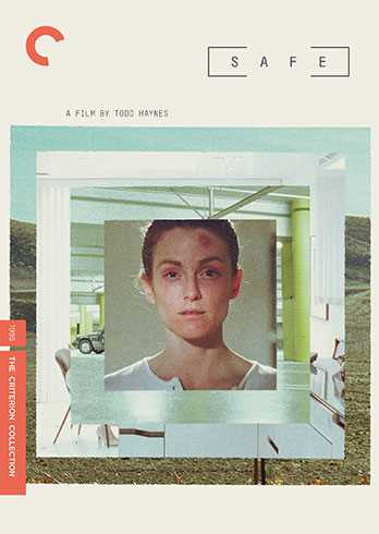 新品北米版DVD!【SAFE】Safe: Criterion Collection!<ジュリアン・ムーア主演>