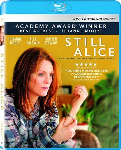 新品北米版Blu-ray!【アリスのままで】 Still Alice [Blu-ray]!