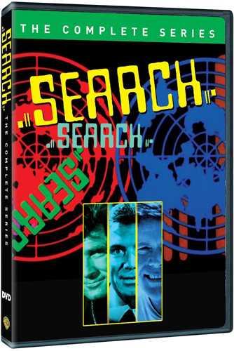 新品北米版DVD!【プローブ捜査指令:コンプリート・シリーズ】 Search: The Complete Series!