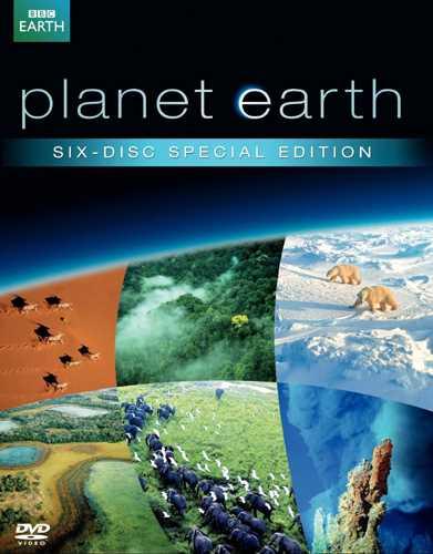 新品北米版DVD!【プラネットアース スペシャル・エディション(6枚組)】 Planet Earth (Six-Disc Special Edition)!