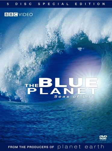 新品北米版DVD!Blue Planet: Seas of Life!
