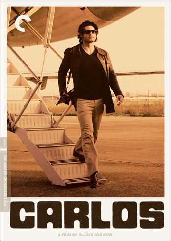 新品北米版DVD!【コードネーム:カルロス 戦慄のテロリスト】Carlos (Criterion Collection)