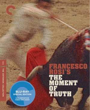 新品北米版Blu-ray!【真実の瞬間】 The Moment of Truth (Criterion Collection) [Blu-ray]!