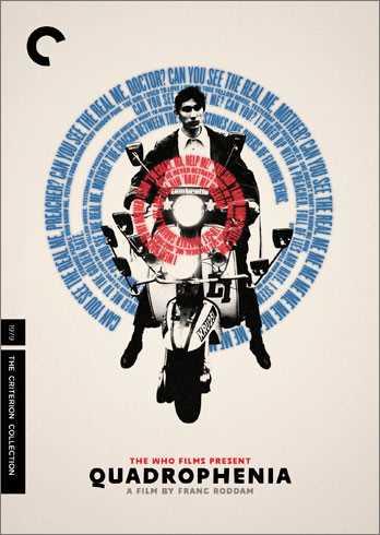 新品北米版DVD!【さらば青春の光】 Quadrophenia (Criterion Collection) !