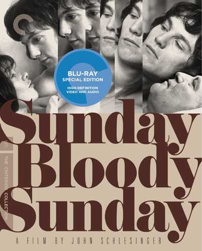 新品北米版Blu-ray!【日曜日は別れの時】 Sunday Bloody Sunday (Criterion Collection) [Blu-ray]!