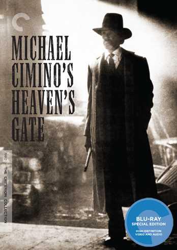 新品北米版Blu-ray!【天国の門】 Heaven's Gate (Criterion Collection) [Blu-ray]!