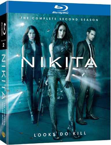 新品北米版Blu-ray!【NIKITA / ニキータ 〈セカンド・シーズン〉】全23話!Nikita: The Complete Socond Season [Blu-ray]