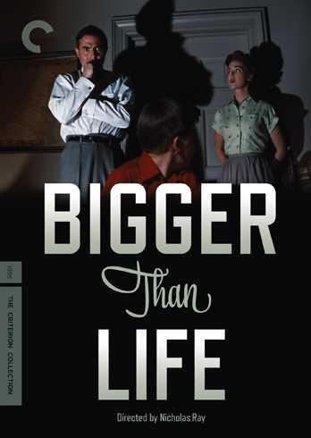 新品北米版DVD!【黒の報酬】 Bigger Than Life: Criterion Collection!