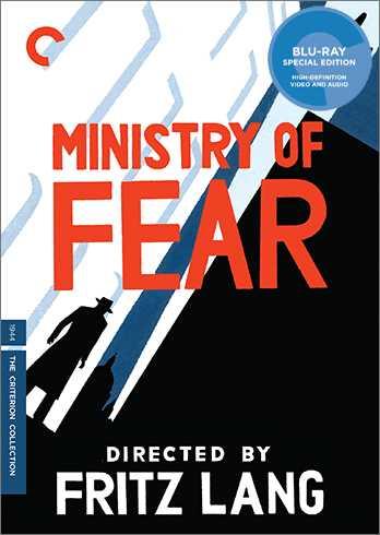新品北米版Blu-ray!【恐怖省】 Ministry of Fear (Criterion Collection) [Blu-ray]!