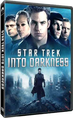 新品北米版DVD!【スター・トレック イントゥ・ダークネス】 Star Trek Into Darkness!