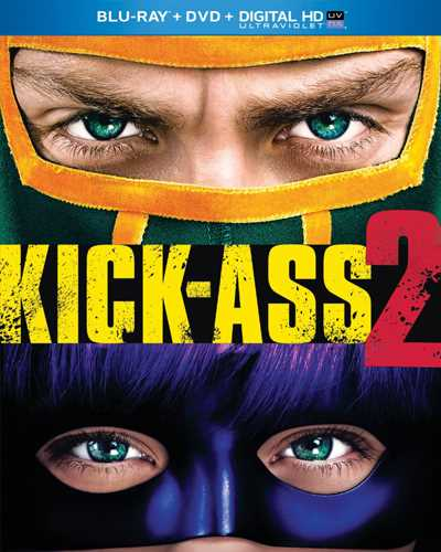 新品北米版Blu-ray!【キック・アス/ジャスティス・フォーエバー】 Kick-Ass 2 [Blu-ray/DVD Combo]!