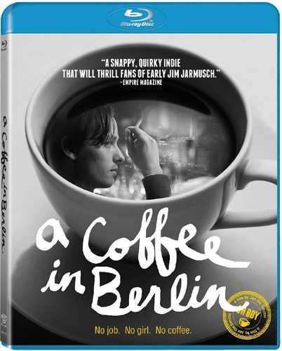 新品北米版Blu-ray!【コーヒーをめぐる冒険】 Coffee in Berlin [Blu-ray]!