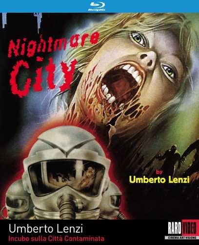 新品北米版Blu-ray!【ナイトメア・シティ】 Nightmare City [Blu-ray]!